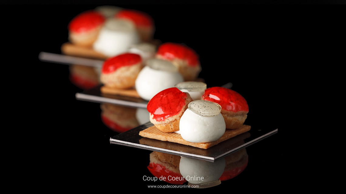 "Master Class Nicolas Pierot ""French perfectionism in desserts"" (in French)"