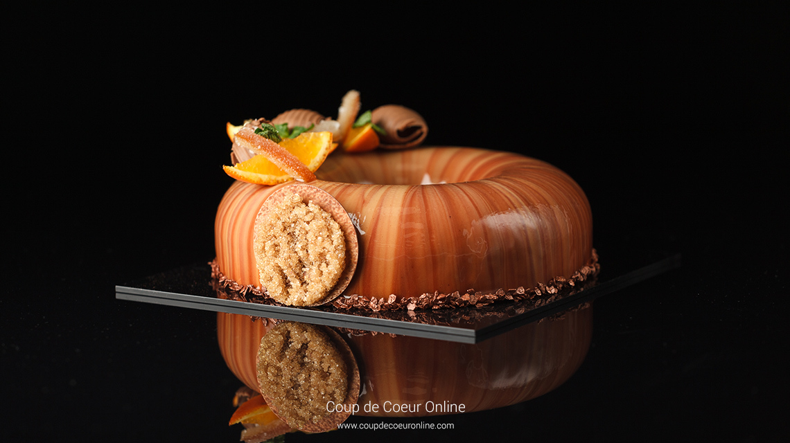 Pastry cakes and chocolate collection 2017 by Hans Ovando