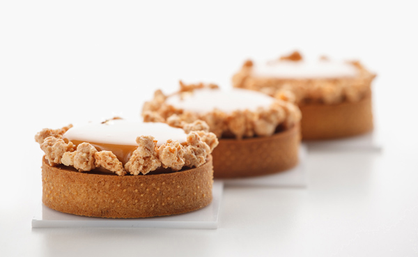 "The lesson on ""Pecan-Toffee tartlet"" (Subtitles)"
